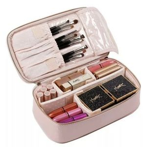 BEGIN MAGIC Portable Travel Makeup Cosmetic Bag
